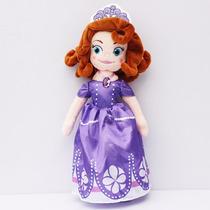 Princesa Sofia Boneca De Pelucia