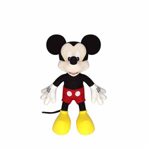 Pelúcia Mickey 30 Cm Disney Original - Long Jump