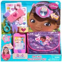 Kit Disney Doutora Brinquedos Importado Eua P Entrega