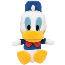 Pato Donald Big Head P De Pelúcia Disney!! 25 Cm(gulliver)