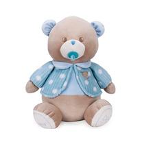Pelucia Meu Ursinho Pijama Azul Buba Toys