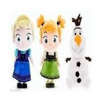 Kit De 4 Personagens Baby Do Filme Frozen