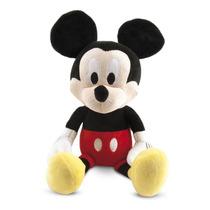 Pelúcia Happy Sounds Mickey 35 Cm Disney Original Multikids
