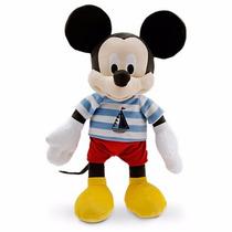 Mickey Mouse Baby Em Pelúcia Original Disney Store
