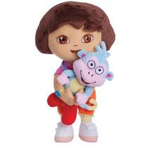 Boneca Dora Aventureira E Botas Original Cartoon Network