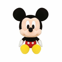 Pelúcia Mickey Big Head 25cm Disney Original - Long Jump