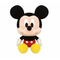 Pelucia Mickey Big Head P - Long Jump - 25 Cm ( Gulliver)