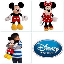 Mickey / Minnie Pelúcia / Disney Original