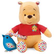 Pelúcia Ursinho Pooh Musical - Buba