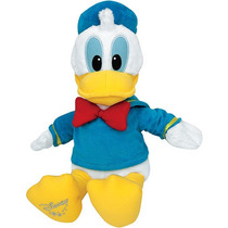 Pelúcia Pato Donald Produto Original Disney Long Jump