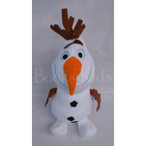 Boneco Pelúcia Olaf Frozen - Entrega Imediata