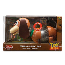Slinky Dog Cachorro Molas 20 Frases Grande Origin Toy Story