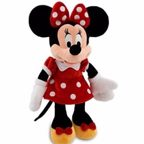 Minnie De Pelúcia Disney 30 Cm - Pronta Entrega