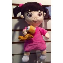 Boneca Pelúcia Boo Monstros Sa Disney Pixar Long Jump