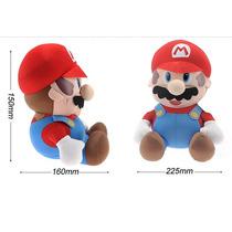 Mario De Pelucia 22cm - Nintendo