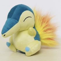 Pelúcia Pokémon Cyndaquil - Boneco Cyndaquil