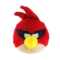 Pelucia Angry Birds Space Grande Vermelho Com Som Rovio