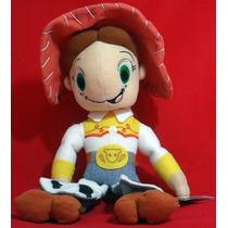 Boneca Toy Story 3 Jessie De Pelúcia Toy Story 3 Disney