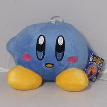 Pelúcia Kirby De Pelúcia - 22 Cm Largura Nintendo