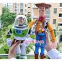 Kit Toy Story *wood E Buzz Lightyear* 42cm E 33cm *envio 24h