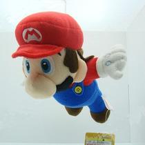 Nintendo Super E Mario Luigi Voadores Bonecos Pelucia 26cm