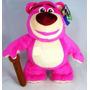 Lotso Urso Toy Story Raro Importado Pelucia Cores Supermacio