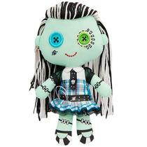 Boneca De Pelúcia Monster High Frankie Stein Bbr Toys