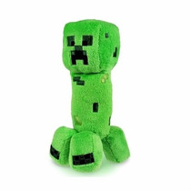 Creeper Minecraft De 35 Cm Pronta Entrega