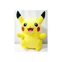 Boneco De Pelucia Pokemon Pikachu