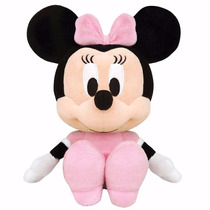 Minnie Big Head De Pelúcia - Turma Do Mickey Disney C/ Nf