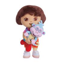 Boneca Dora Aventureira E Botas Nickelodeon Multibrink