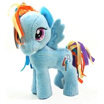 Boneco Pelúcia My Little Pony Rainbow Dash - Original
