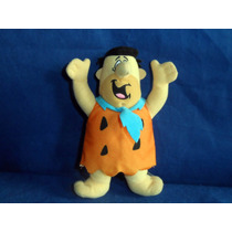Boneco Fred Flintstones Promocional Mc Donalds Hanna Barbera