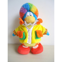 Pelúcia Club Penguin 20 Cm De Altura Boneco Nº 11 !!