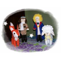 Kit Pequeno Príncipe 35cm Decoração De Festas- Boneco