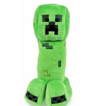 Pelúcia Creeper Do Minecraft