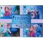 Tapete Da Frozen - Várias Estampas + Brinde