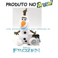 Boneco Pelúcia Frozen Olaf - 23 Cm Entrega Imediata