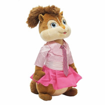 Brittany Pelucia M- Alvin E Os Esquilos / Bbr Toys - R1720