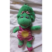 Pelúcia Baby Pop Amigos Do Barney Dinossauro Veja Fotos