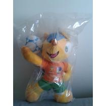 Fuleco Original Mascote Copa Do Mundo