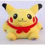 Pikachu De Pelucia Original Edição Especial 10 Anos Pokémon