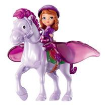 Princesinha Sofia Mini Boneca E Pônei Minimus Matte - Mattel