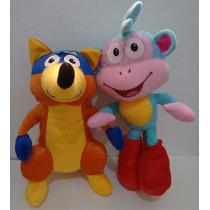 Raposo E Macaco Botas Juntos
