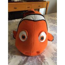 Boneco De Pelucia Grande Procurando Nemo Original Hasbro