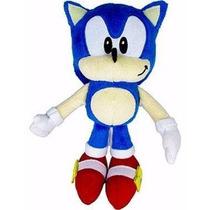 Sonic Hedgehog Pelúcia Licenciada 18cms Jazwares