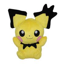 Pelúcia Pokemon Pichu Pikachu - Nintendo 30 Cm