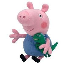 Frete Grátis 1pç George Pig Pelúcia Da Coleção Peppa Pig