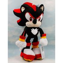 Pelúcia Shadow Sonic Sega
