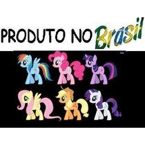 6 Pelúcia My Little Pony Entrega Imediata